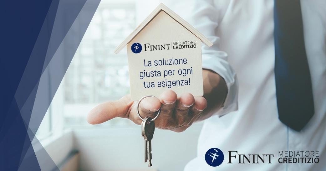 Finint mediatore creditizio accollo o mutuo la soluzione fmc - Fideiussione bancaria o assicurativa acquisto casa ...